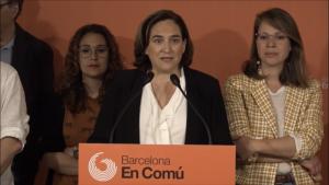 La investidura política más incierta de la ciudad de Barcelona