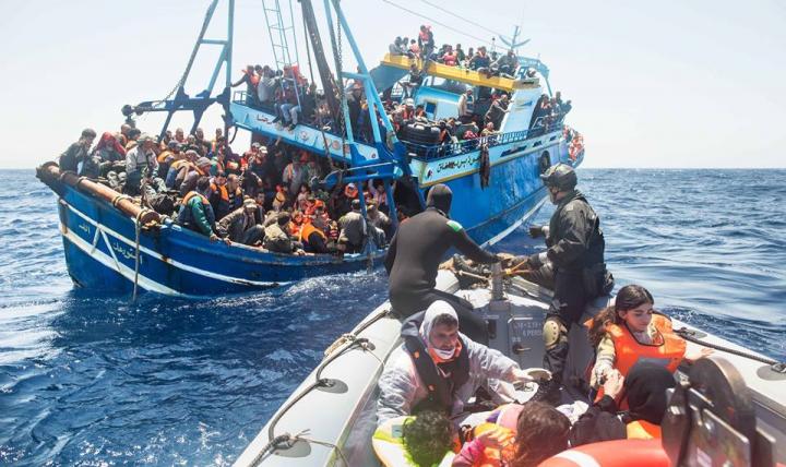 Itália tem a 'obrigação' de abrir portos para migrantes, diz ONU