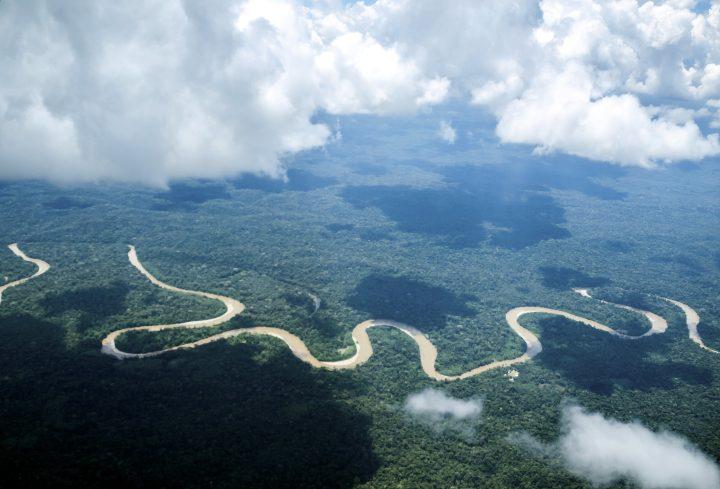 El 68 % de la Amazonia protegida está amenazada