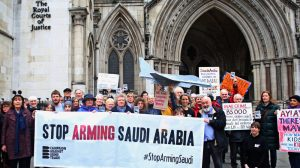 UK Court of Appeal finds Government broke law over Saudi Arabia arms sales