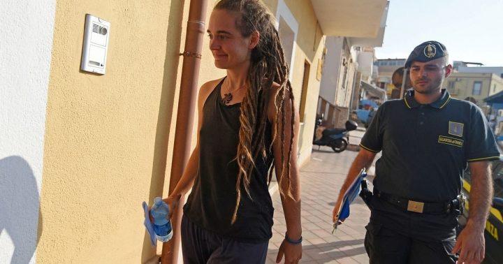 Migrantes: noticias falsas, petición de «Libertad para Carol», puertos abiertos