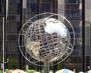 Νέα Υόρκη: προοπτικές από τον κόσμο της ουτοπίας