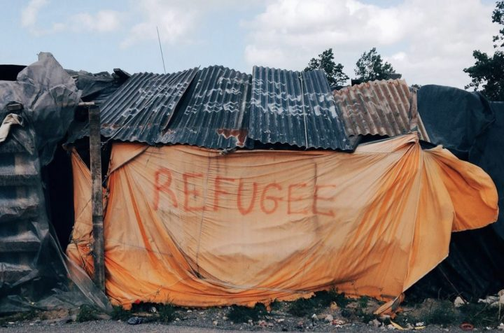 Something beautiful, despite the odds, lives on in Calais