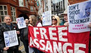 Appello per la liberazione di Julian Assange