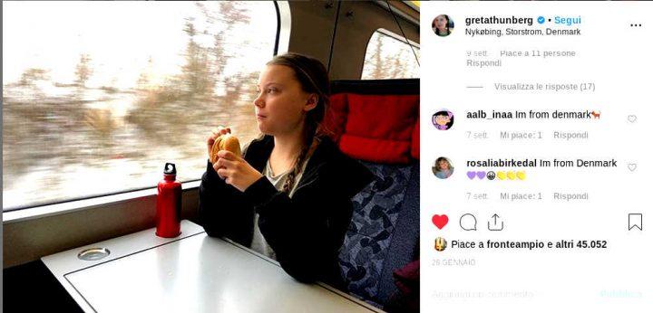 Clima, effetto Greta: Swedavia ammette costanti cali di passeggeri