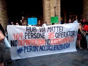 Hub di Bologna: 7 domande al Ministro dell'Interno