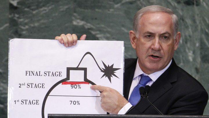 Israel hat über 80 geheime Atomwaffen laut SIPRI, aber wirft Iran nukleare Besessenheit vor