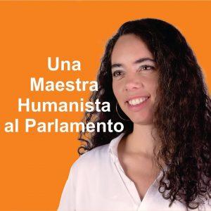 Lorena Casco, candidata a diputada humanista en Uruguay: «Queremos reconstruir el tejido social rebelde»