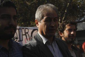 Conmovedora marcha de más de 50.000 profesores chilenos en paro