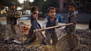 L'Unicef affirme que 152 millions d'enfants travaillent dans le monde
