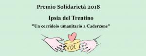Quando la solidarietà viene premiata…