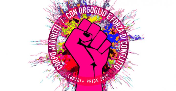 Con orgoglio e forza di conflitto! Milano lgbtqia* Pride 2019