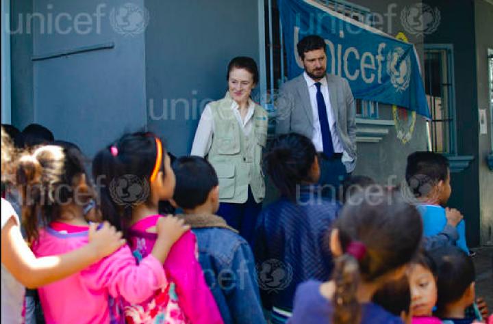 Unicef: 15.500 bambini e giovani migranti registrati in Messico nei primi 4 mesi dell'anno, 130 al giorno