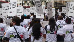 Las mujeres siguen manteniendo la esperanza: Colombia