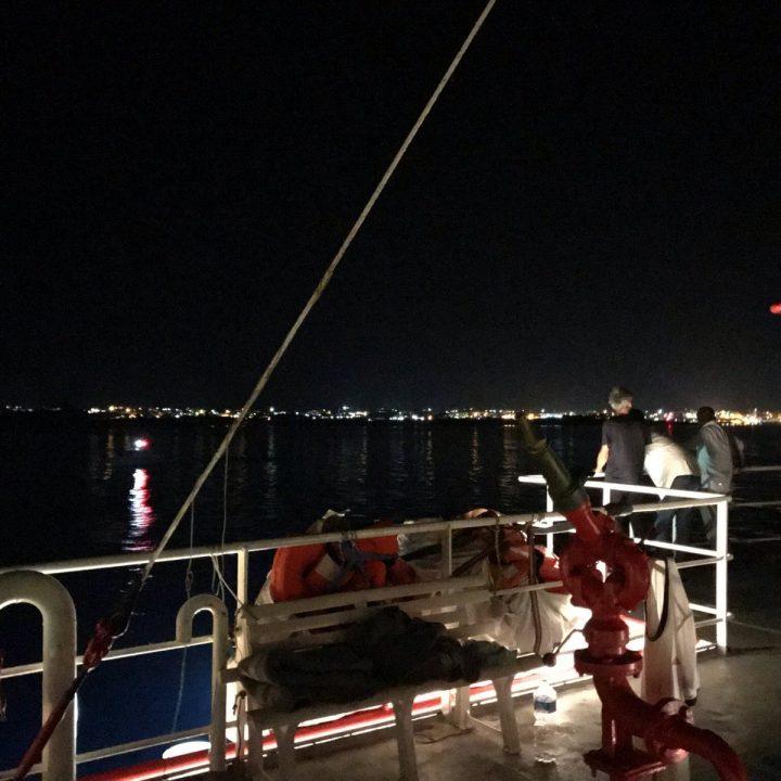Die Sea-Watch geht in Lampedusa an Land, Carola Rackete wird verhaftet