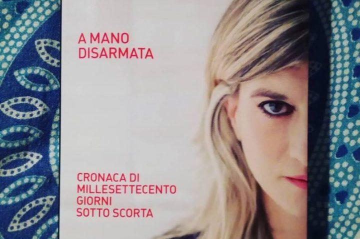 """Nastri d'Argento. Nastro della legalitàal film """"A mano disarmata"""", ispirato alla biografia di Federica Angeli"""