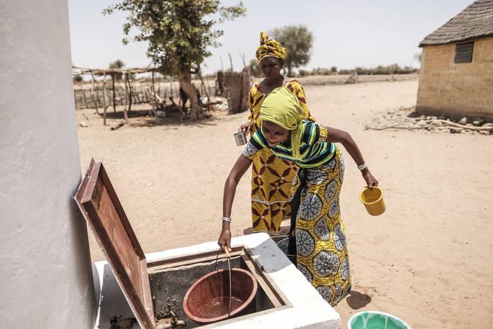 Sfruttare il potenziale dell'innovazione agricola per migliorare la resilienza degli agricoltori alla siccità