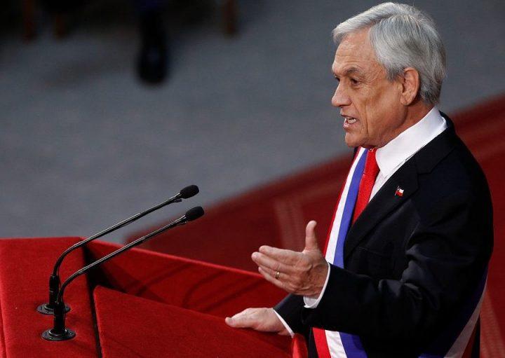 Chile:  Ante la cuenta pública de Piñera