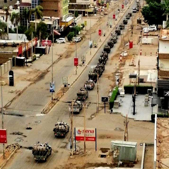 esercito sudan