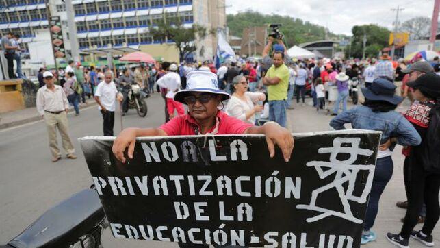 #FueraJOH: el grito unánime del pueblo hondureño