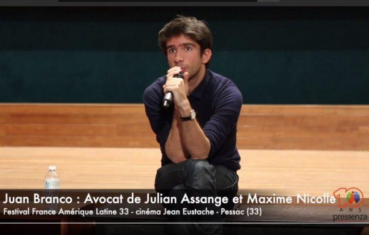 Juan Branco: Chalecos amarillos y extremismo