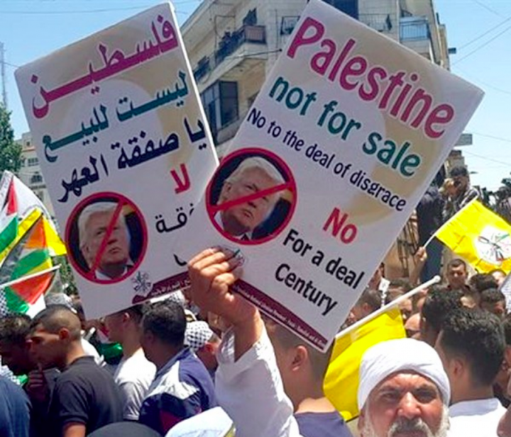 Palestina: questa terra non è in vendita