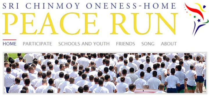 Rafael de la Rubia reçoit le 'Peace Run Award Italie 2019' pour la Marche Mondiale