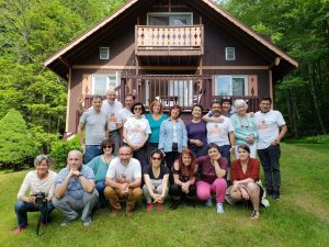 Pressenza: annual global meeting of editorial teams