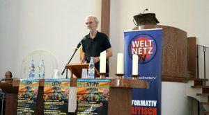 Rainer Mausfeld: Staatsräson contra Völkerrecht – sind wir auf dem Weg in den ewigen Krieg?