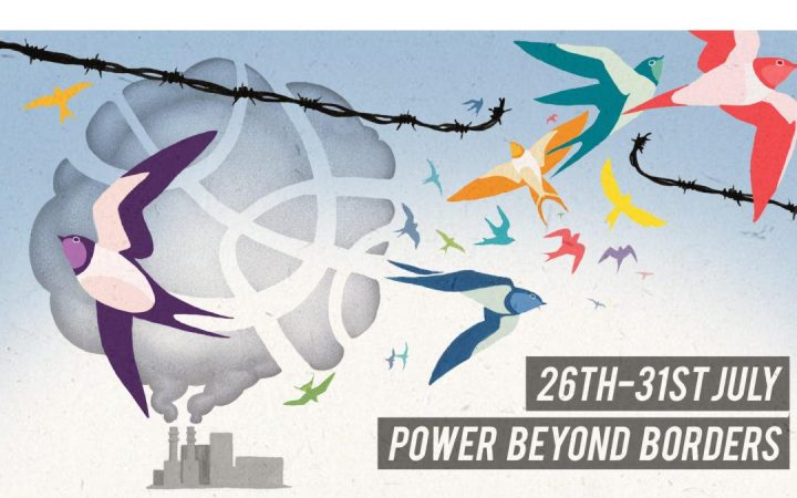 Power Beyond Borders: Mass Action Camp in south-east England