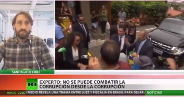 Lava Jato [Brazil]: The Intercept Reveals Conspiracy Between Judge and Prosecutors