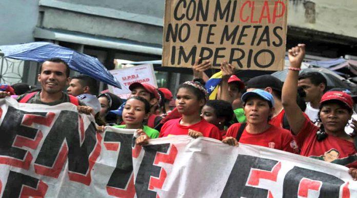 Venezuela: ahora todos quiere negociar (¿qué y para qué?) y EEUU sigue la agresión