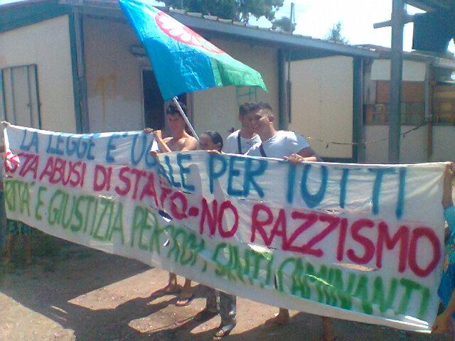 Uniti per liberare Italia ed Europa dal razzismo