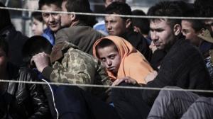 Los campos de acopio de fugitivos violan los derechos humanos