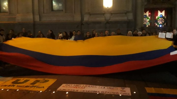 [Chile] Defendamos la paz de Colombia