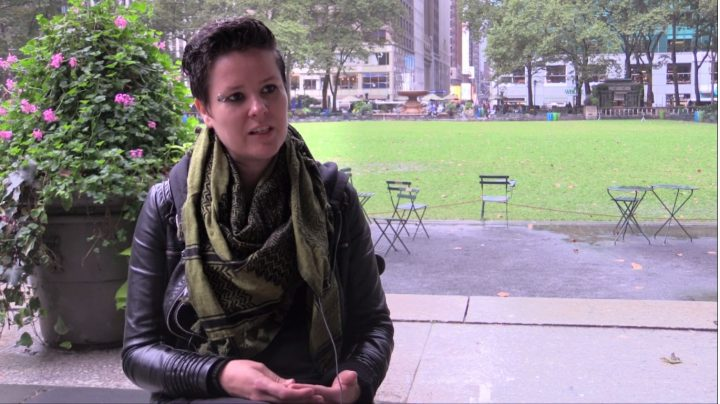 Interview with Ray Acheson, Women's International League for Peace and Freedom