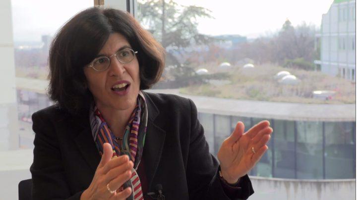 Entrevista con Kathleen Lawand, Comité Internacional de la Cruz Roja