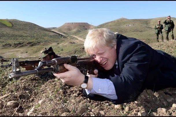 UK's risky bet