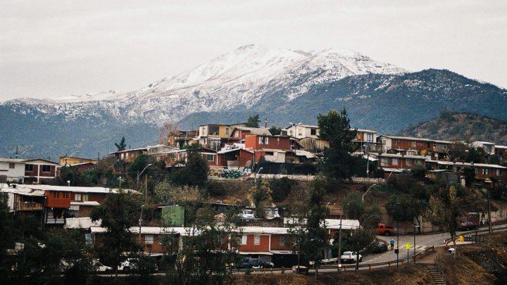 Chile: Imágenes de un desalojo