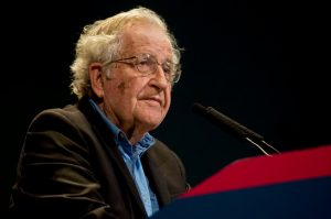 Noam Chomsky Reveals How the Old-School 'Propaganda Model' Still Works to Manufacture Consent in the Information Age