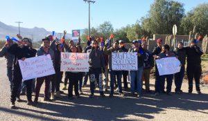 Chile. Trabajadores de KDM que laboran con basura de Región Metropolitana inician huelga por derechos básicos