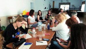 Los talleres sobre El Arte de Acompañar ya se realizan en varias ciudades