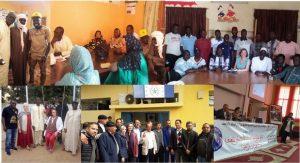 Der afrikanische Kontinent bereitet sich auf den 2. Weltmarsch für Frieden und Gewaltfreiheit vor
