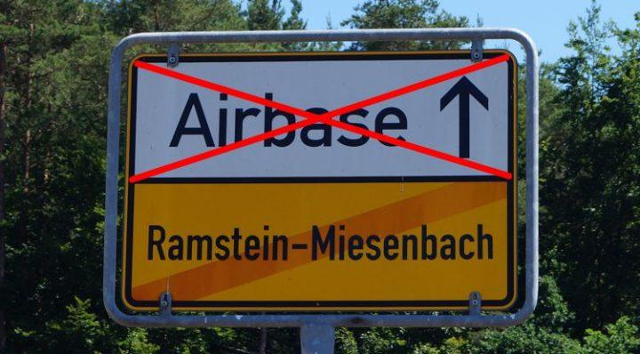 [Stop Air Base Ramstein] Non aux bases militaires et aux guerres