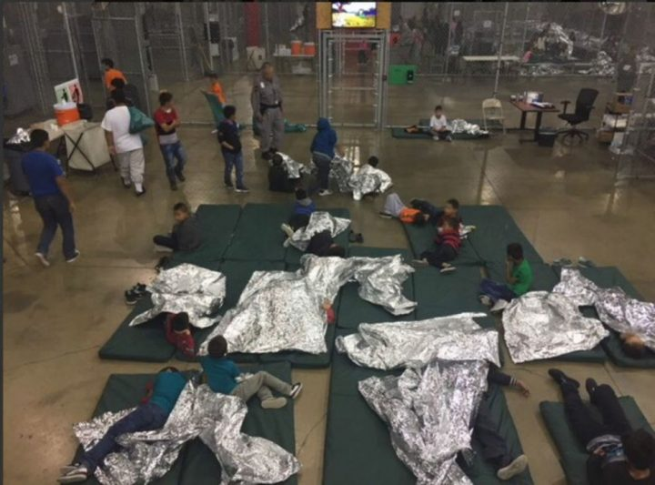 """UN human rights chief denounces """"outrageous conditions"""" for immigrants in US concentration camps"""