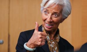 """Do FMI para o Banco Central Europeu: As contradições da """"comissária"""" Christine Lagarde"""