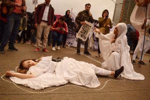 [Reportage photo] Colombie. Pour le droit à la vie, plus de dirigeants assassinés !