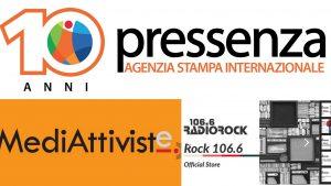 Pressenza, Rete MediAttivisti e l'esigenza di nuove narrazioni a Radio Rock – intervista a Anna Polo