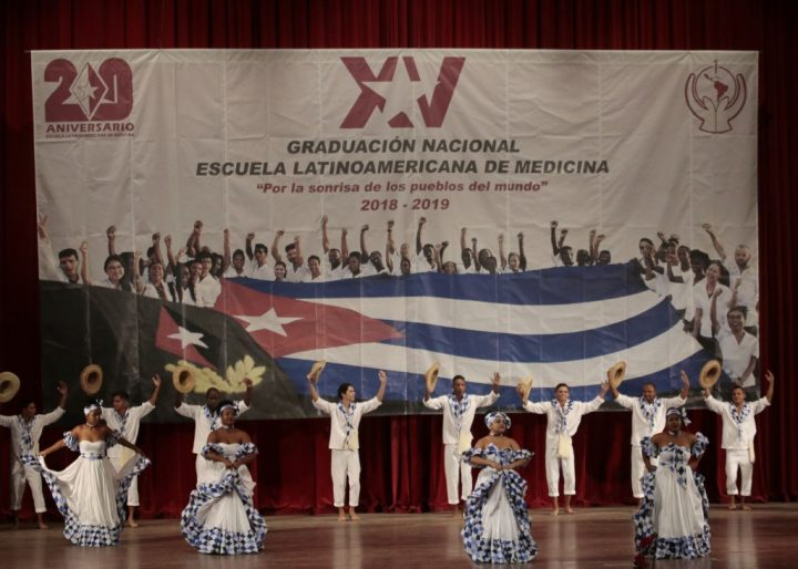 Cuba, ELAM: Médicos de ciencia y conciencia para el mundo