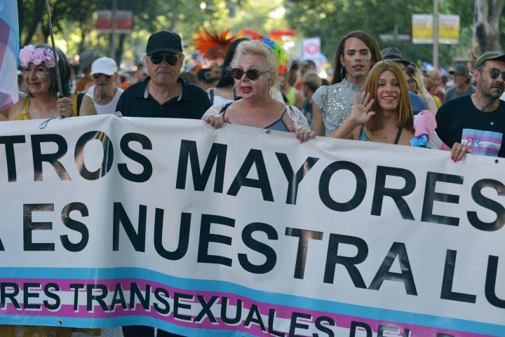 Fiesta del Orgullo Madrid: ¡Ni Un Paso Atrás! frente a la extrema derecha que busca eliminar los derechos conquistados